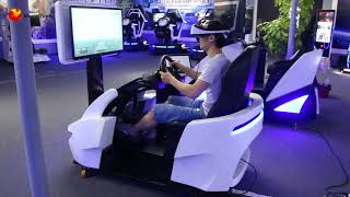 VR Racing Car Kids Market