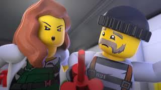 Die Ausbruch-Asse - LEGO CITY Mini Movie