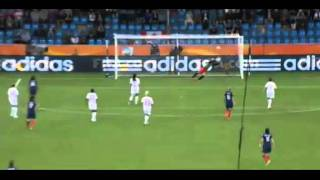 France vs Canada (Women's World Cup 2011) June 30th 2011.wmv