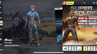 Rules of Survival - HOW TO GET FREE SUPER SOLDIER SUIT!
