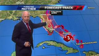 Eye on Tropics: Jet stream spares New England from Hurricane Matthew