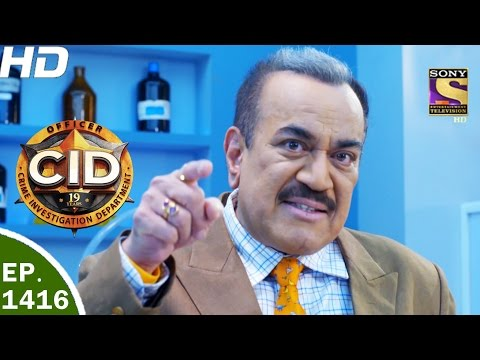 CID - सी आई डी - Ep 1416 - Khoon Ki Saazish - 15th Apr, 2017