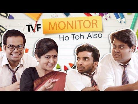 TVF s Monitor Ho Toh Aisa Classroom Qtiyapa