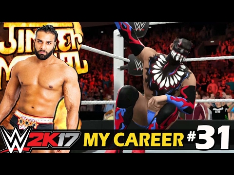WWE 2K17 My Career Hindi #31