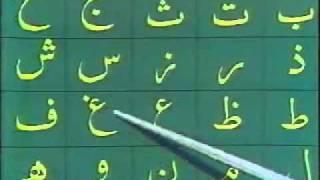 Learning Quran in Urdu - PTV (1of 64)