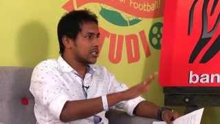 Banglalink- Football Studio (Guest: Jahid Hasan Ameli)