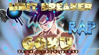 GOKU LIMIT BREAKER RAP - IVANGEL MUSIC | NUEVA TRANSFORMACION DE GOKU | DRAGON BALL RAP