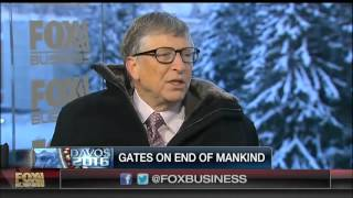 Bill Gates: I think we do need to worry about artificial intelligence