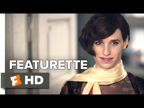 The Danish Girl Featurette - Lili Elbe (2015) - Eddie Redmayne Drama HD