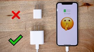 Apple's Secret Fast Charger (that you probably don't know about)