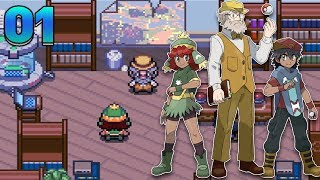 Pokemon Sage Let's Play Ep: 01