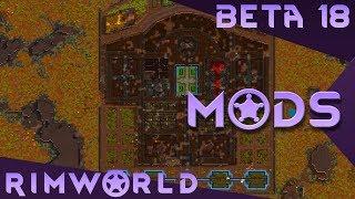 LISTADO DE MODS - Rimworld español - Beta 18 - La serie