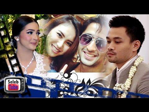 Tanpa Ayu Ting Ting, Shaheer Sheikh Hadiri Pernikahan Nabila Syakieb