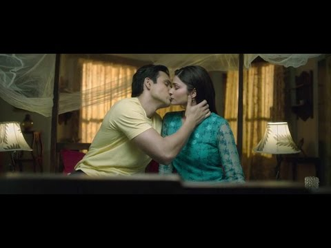 Azhar All Hot Kiss....