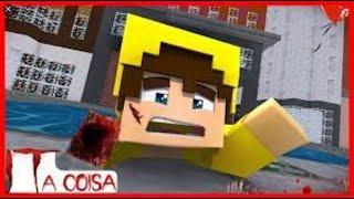 IT: A COISA #5 - GEORGE MORREU PARA A COISA! || MINECRAFT MACHINIMA (BrickGames)