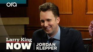 What Jordan Klepper learned from Jon Stewart