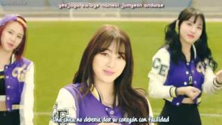 [MV] TWICE - CHEER UP [Sub Español+Rom]