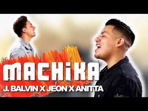 J. Balvin Jeon Anitta Machika