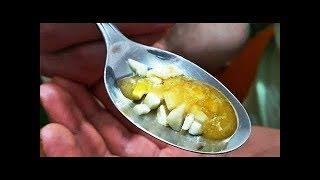تناول التوم مع العسل على معدة فارغة لمدة 7 أيام وهذا ما سيحدث لجسمك !