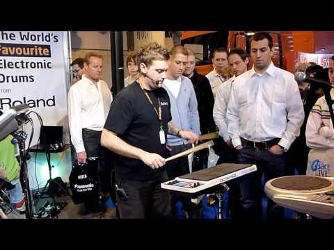 Xxx Mp4 Craig Blundell Amazing Drum Demo Pt 1 3gp Sex