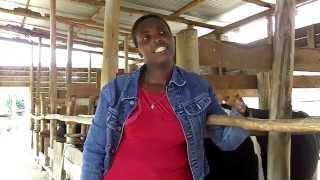 Rwanda entrepreneur Marie Claire Uwamahoro