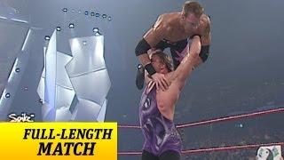 FULL-LENGTH MATCH - Raw - Christian vs. RVD - Intercontinental Championship Ladder Match