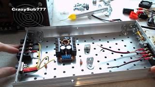 Homemade car amplifier