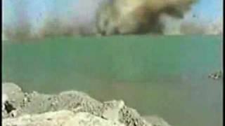 Huge Lake Explosion!