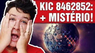 KIC 8462852: Novo Estudo Mostra Redução do Brilho! Esfera de Dyson? (#376 - N. Assombradas)