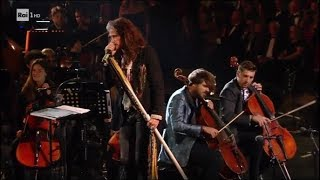 Steven Tyler & 2CELLOS - Dream On, Walk This Way