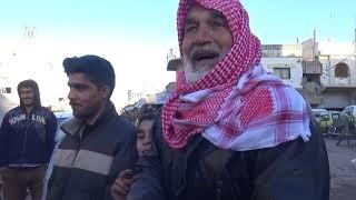 وقفة احتجاجية بمدينة جاسم على قرار الادارة الامريكية الاعتراف بالقدس عاصمة لإسرائيل