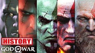 History - Evolution Of God Of War 2005-2018 [1080P HD 60FPS PS3, PS4]