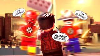 "LEGO The Flash: Crimson Comet - Episode 4 (Season 2) ""Flash Of Two Worlds"""
