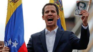 """فنزويلا: واشنطن تعترف بغوايدو رئيسا بالوكالة وكوبا تعلن """"دعمها الحازم"""" لمادورو"""
