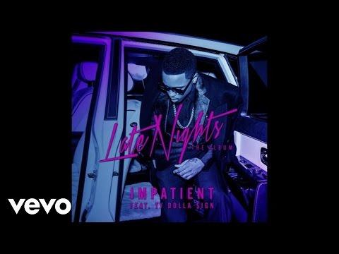 Jeremih - Impatient (Audio) ft. Ty Dolla $ign