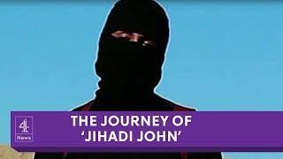 Jihadi John's journey from schoolboy to executioner
