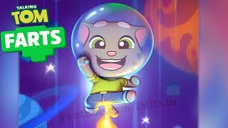 Talking Tom Farts #1 - NEW Game! Android Gameplay