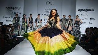 Charu Parashar   Spring/Summer 2018   India Fashion Week