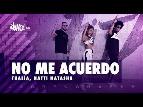 Xxx Mp4 No Me Acuerdo Thalía Natti Natasha FitDance Life Coreografía Dance Video 3gp Sex