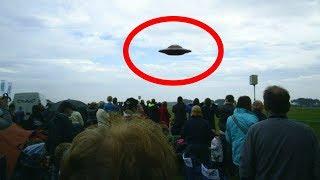 Top 5 UFO Sightings : UFOs Caught on Tape?