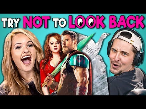 Xxx Mp4 College Kids React To Try Not To Look Back Challenge 3gp Sex