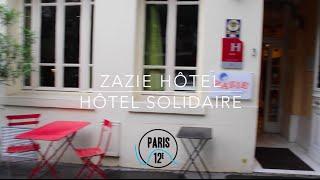 A LA RENCONTRE DES ENTREPRENEURS #14 - Zazie Hotel