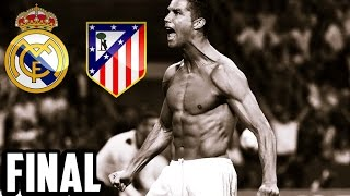 COBRANÇA DE PENALTIS - Real Madrid vs Atlético de Madrid 1-1 (5-3) - Champions League Final 2016