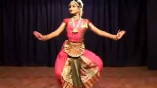 Hindu Dance of South India-Bharatnatyam