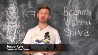 Chalkboard Yoga Studies Ep. 6 - Brahma/Vishnu/Shiva
