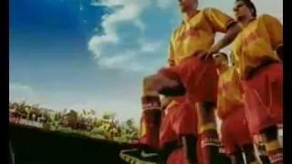 Ronaldinho - Brahma ( Commercial Ad )