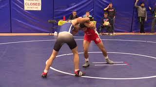 2017 SFU International: 57 kg Steven Takahashi vs. Sam Jagas