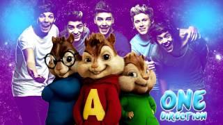 One Direction - Night Changes (Chipmunks Music Studio)