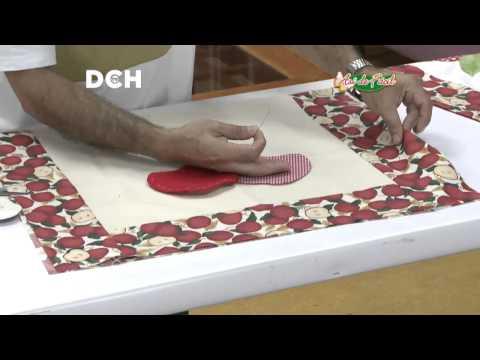 Carpeta para la mesa