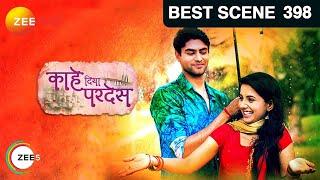 Kahe Diya Pardes - काहे दिया परदेस - Episode 398 - June 22, 2017 - Best Scene